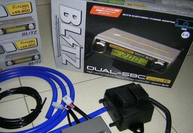 Blitz Dual Sbc Spec S Manual