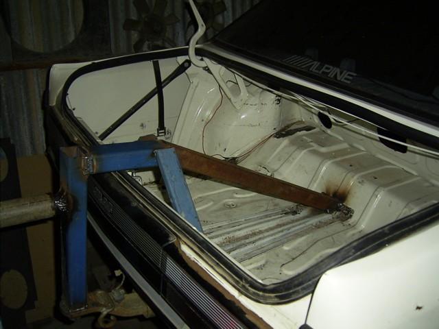 Nissan IRS conversion